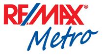 Dave Piccolo ReMax Metro logo.