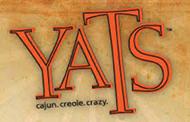 Yats Cajun Creole Crazy Restaurant logo.