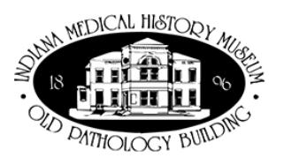 Logo Indiana Medical Museum